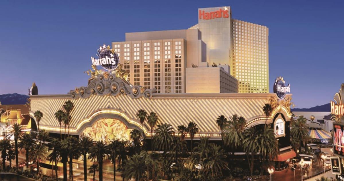 Jadual Craps Digital Debut Harrah's Las Vegas